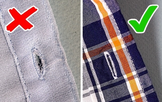 How to recognize high quality clothes. 5 useful tricks