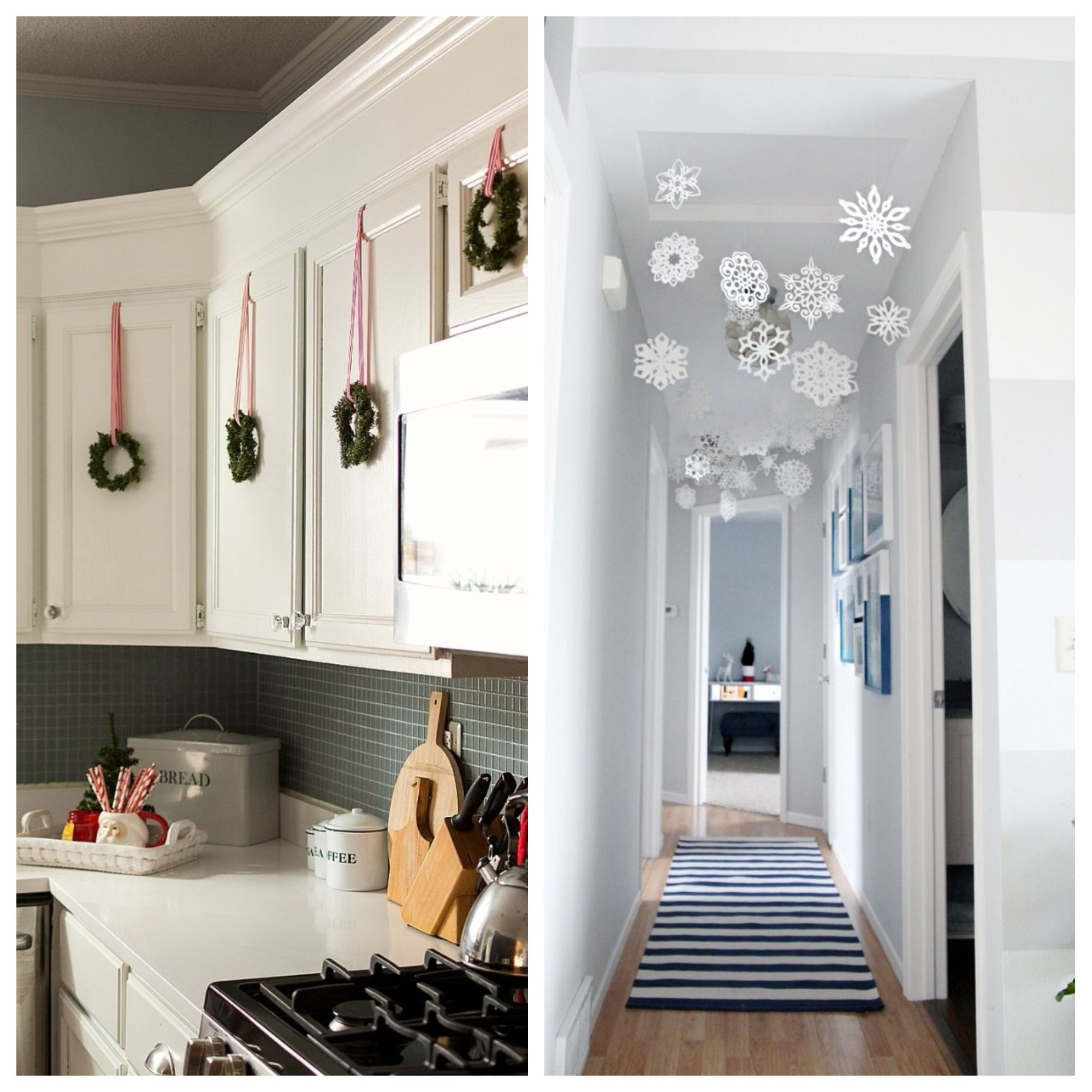 Christmas decorations for small apartments