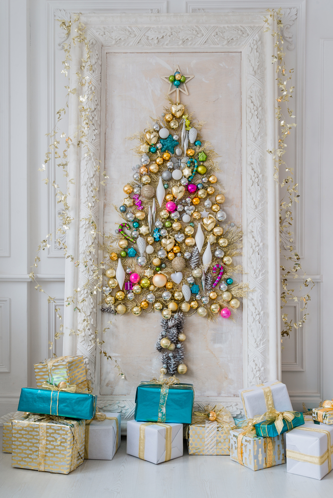 Christmas Tree Alternative.Christmas Tree Alternatives Beautiful Ideas Houz Buzz