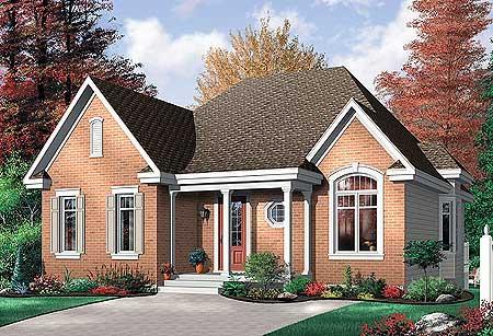 Brick House Plans Design Inspirations