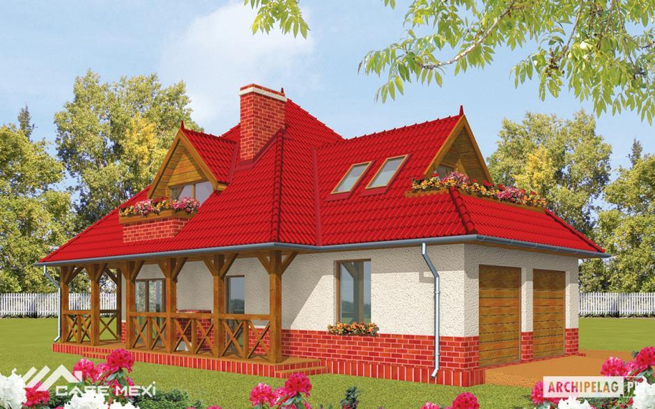 Small Houses With Garage Houz Buzz