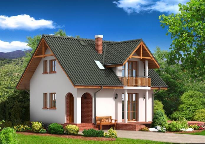 Beautiful house plans under 150 square meters - Houz Buzz